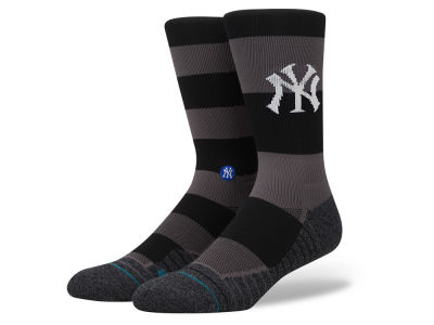 New York Yankees Stance MLB Nightshade Crew Sock