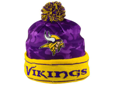 Minnesota Vikings NFL Light Up Knit