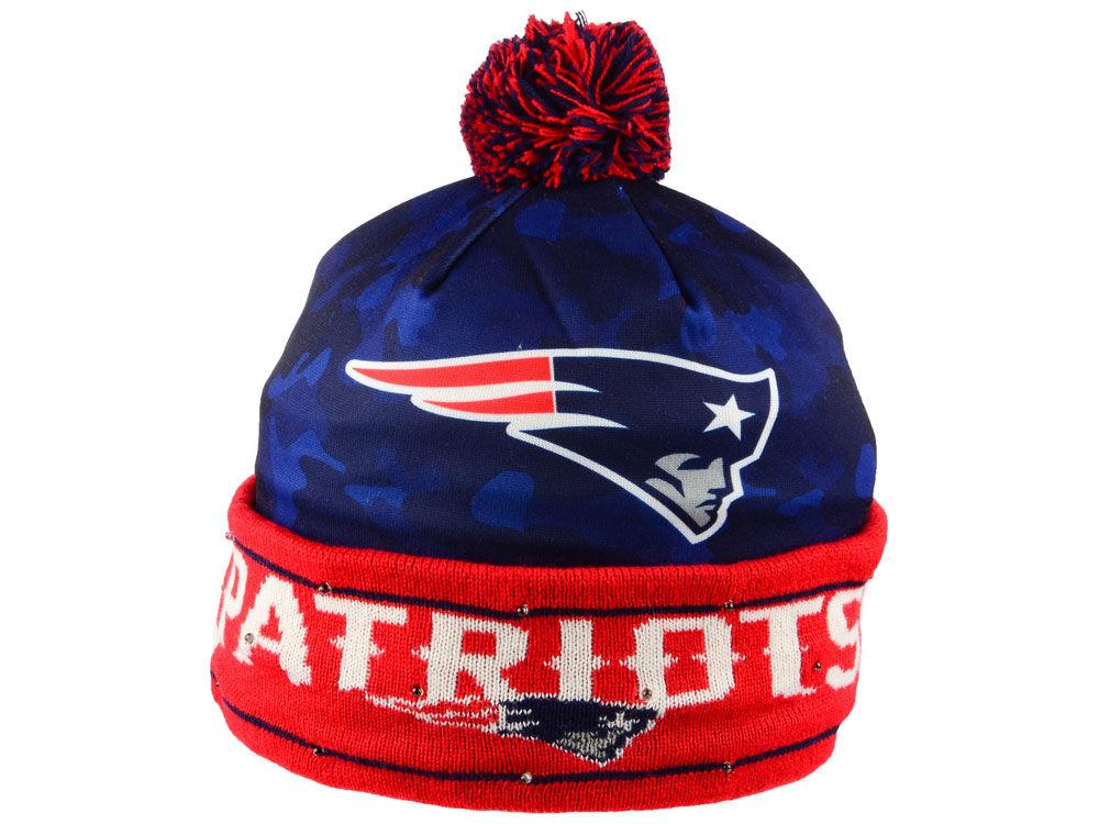 New England Patriots NFL Light Up Knit  686edfa74f7
