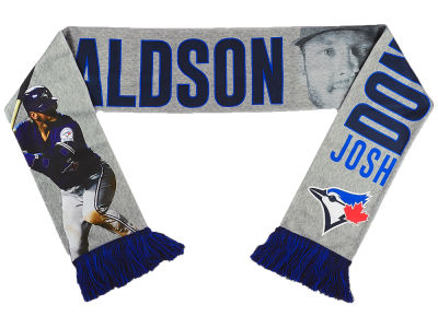 Toronto Blue Jays Josh Donaldson Player Printed Scarf