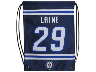 Winnipeg Jets Patrik Laine Player Drawstring Bag