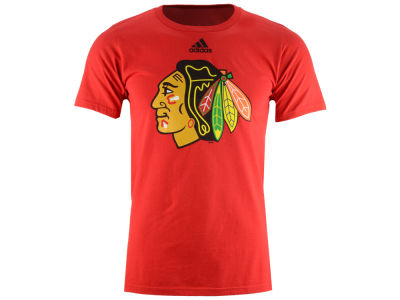 Chicago Blackhawks adidas NHL Men's Primary Go To T-Shirt