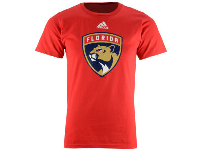 Florida Panthers adidas NHL Men's Primary Go To T-Shirt