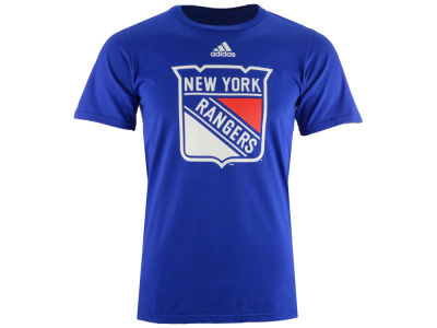 New York Rangers adidas NHL Men's Primary Go To T-Shirt