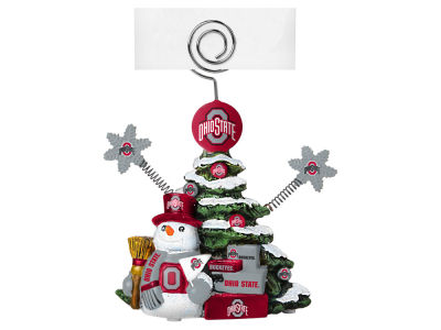 Ohio State Buckeyes Table Top Photo Holder