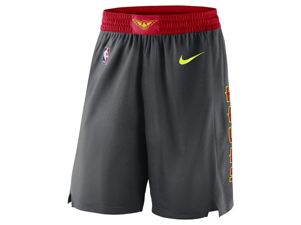 Atlanta Hawks Nike NBA Youth Icon Swingman Short  55141e7b4