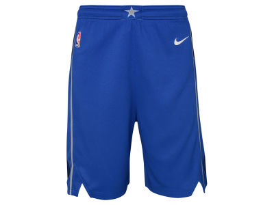 Dallas Mavericks Nike NBA Youth Icon Swingman Short