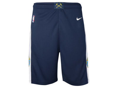 Denver Nuggets Nike NBA Youth Icon Swingman Short
