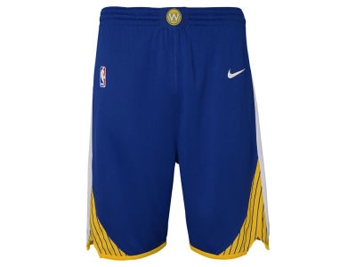 Golden State Warriors Nike NBA Youth Icon Swingman Short