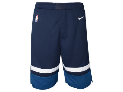 Minnesota Timberwolves Nike NBA Youth Icon Swingman Short