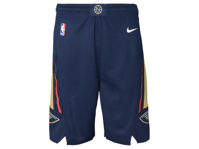 New Orleans Pelicans Nike NBA Youth Icon Swingman Short