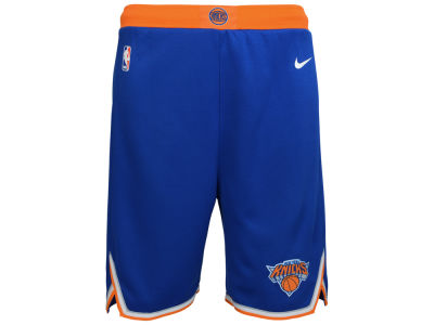 New York Knicks Nike NBA Youth Icon Swingman Short 77654813d