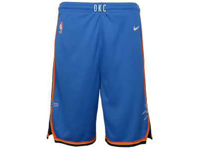 Oklahoma City Thunder Nike NBA Youth Icon Swingman Short