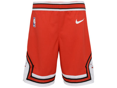 Chicago Bulls Nike NBA Kids Icon Replica Short