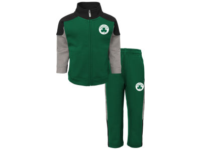 Boston Celtics Outerstuff NBA Toddler One on One Pant Set