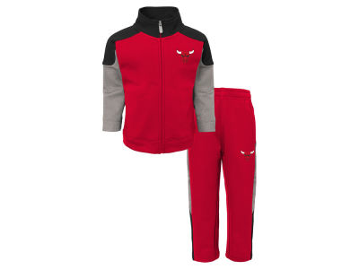 Chicago Bulls Outerstuff NBA Toddler One on One Pant Set