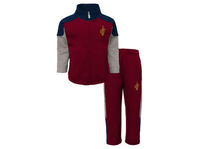 Cleveland Cavaliers Outerstuff NBA Toddler One on One Pant Set