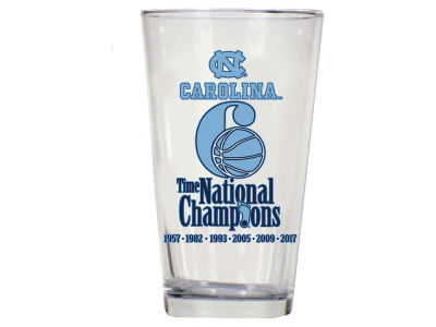North Carolina Tar Heels 2017 NCAA Champion 17oz Mixing Glass