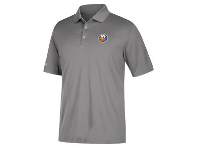 New York Islanders adidas NHL Men's Power Play Primary Polo