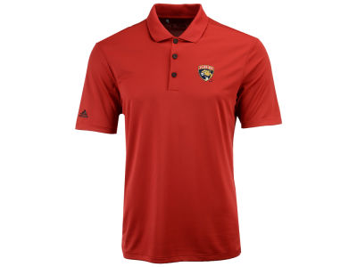 Florida Panthers adidas NHL Men's Power Play Primary Polo