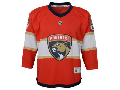 Florida Panthers NHL Branded NHL Youth Blank Replica Jersey