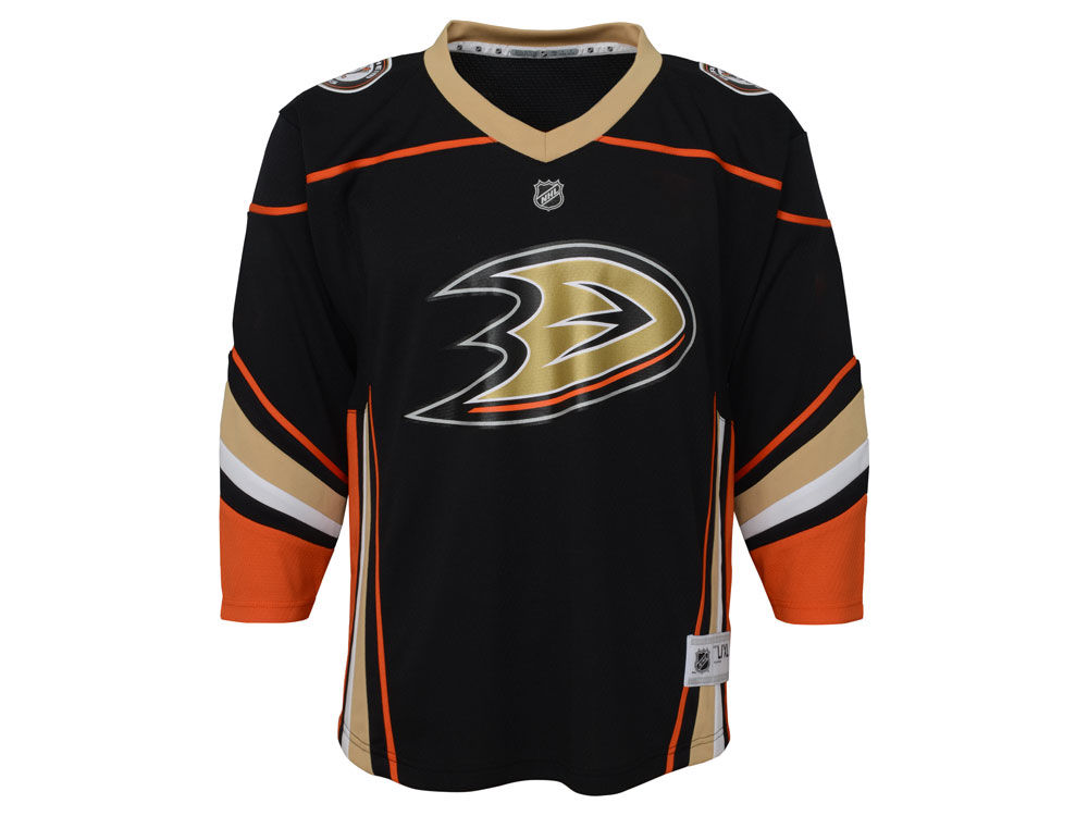 d3c14a1e2 ... promo code anaheim ducks nhl branded nhl youth blank replica jersey  5f65b 7344e