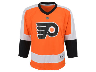 Philadelphia Flyers NHL Branded NHL Youth Blank Replica Jersey