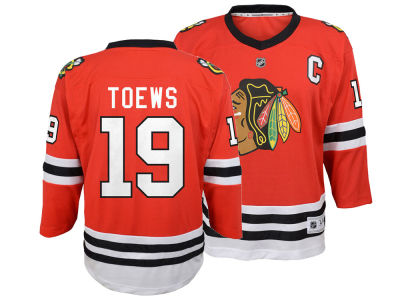 Chicago Blackhawks Jonathan Toews NHL Branded NHL Youth Player Replica Jersey