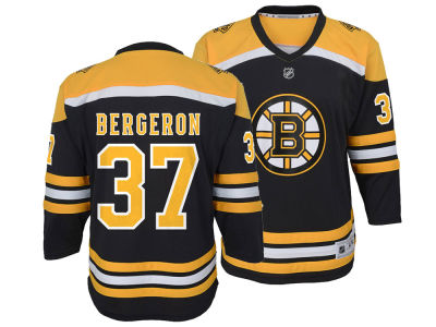 Boston Bruins Patrice Bergeron NHL Branded NHL Youth Player Replica Jersey
