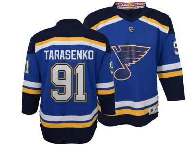 St. Louis Blues Vladimir Tarasenko NHL Branded NHL Youth Player Replica Jersey
