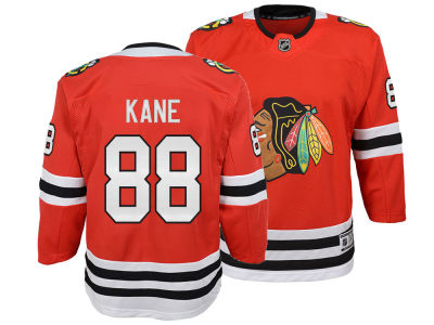 Chicago Blackhawks Patrick Kane NHL Branded NHL Youth Premier Player Jersey