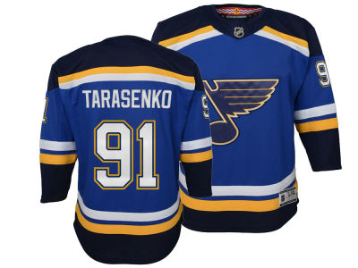 St. Louis Blues Vladimir Tarasenko NHL Branded NHL Youth Premier Player Jersey