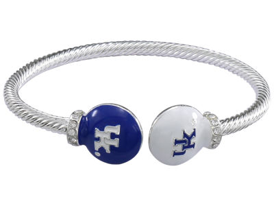 Kentucky Wildcats Bangle Bead Bracelet