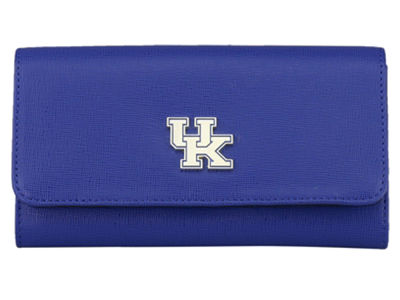 Kentucky Wildcats Logo Emblem Wallet