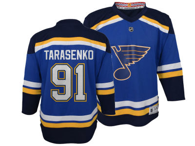 St. Louis Blues Vladimir Tarasenko NHL Branded NHL Toddler Player Replica Jersey