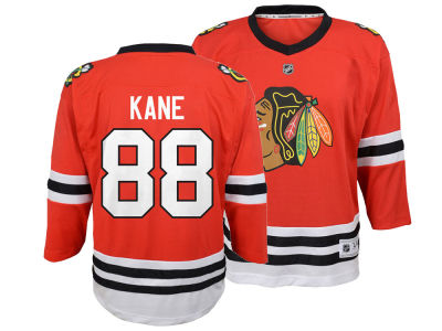 Chicago Blackhawks Patrick Kane NHL Branded NHL Kids Player Replica Jersey