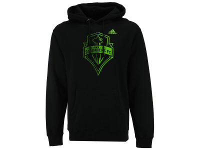 Seattle Sounders FC adidas MLS Men's Fleece Hoodie