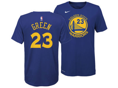 Golden State Warriors Draymond Green Nike NBA Youth Icon Name and Number T-Shirt