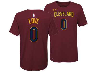 Cleveland Cavaliers Kevin Love Nike NBA Youth Icon Name and Number T-Shirt