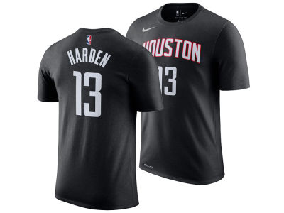 Houston Rockets James Harden Nike NBA Youth Statement Name and Number T-shirt