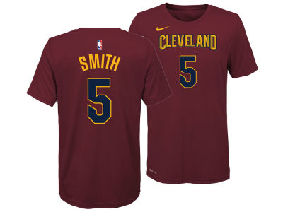 Cleveland Cavaliers J. R. Smith Nike NBA Youth Icon Name and Number T-Shirt