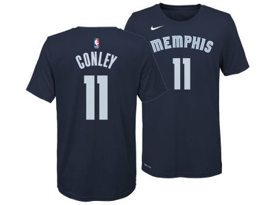 Memphis Grizzlies Mike Conley Jr. Nike NBA Youth Icon Name and Number T-Shirt