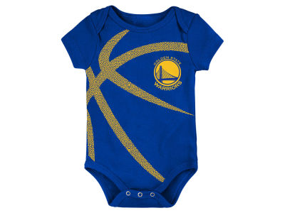 Golden State Warriors Outerstuff NBA Newborn Fanatic Creeper