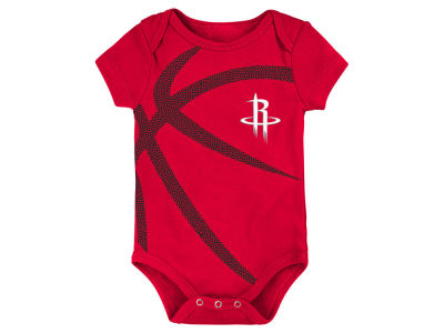 Houston Rockets Outerstuff NBA Newborn Fanatic Creeper