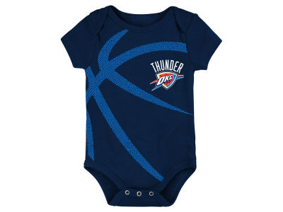 Oklahoma City Thunder Outerstuff NBA Newborn Fanatic Creeper