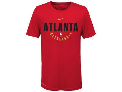 Atlanta Hawks Nike NBA Youth Elite Practice T-Shirt