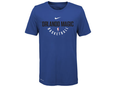 Orlando Magic Nike NBA Youth Elite Practice T-Shirt