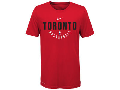 Toronto Raptors Nike NBA Youth Elite Practice T-Shirt