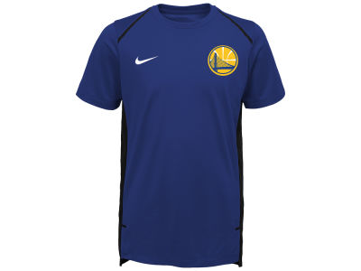 Golden State Warriors Nike NBA Youth Hyper Elite Shooter T- Shirt