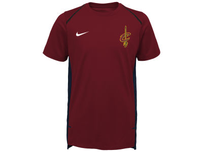Cleveland Cavaliers Nike NBA Youth Hyper Elite Shooter T- Shirt